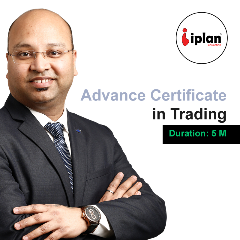 Course Image Advance Certificate in Trading