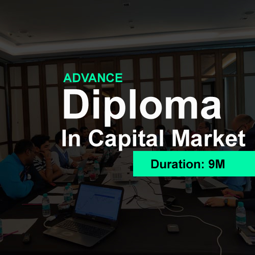 Course Image Advance Diploma In Capital Market