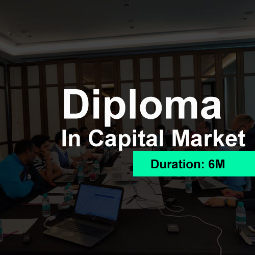 Course Image Diploma in Capital Market