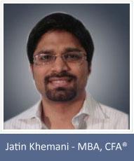 Jatin Khemani, MBA, CFA