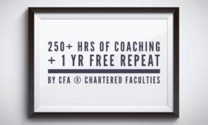 cfa coaching in Delhi and Mumbai