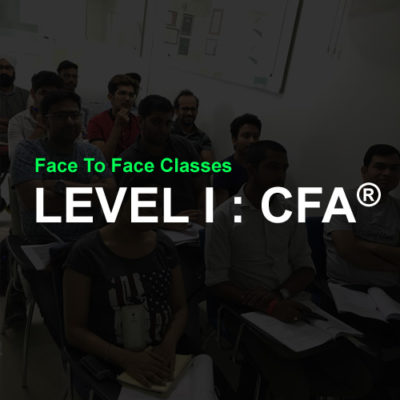 cfa level 1 coaching class face to face