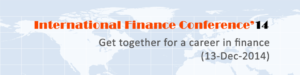 International Finance Conference