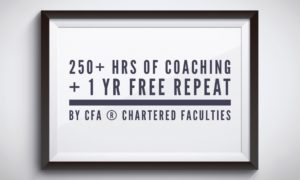 cfa coaching in Delhi and Mumbai