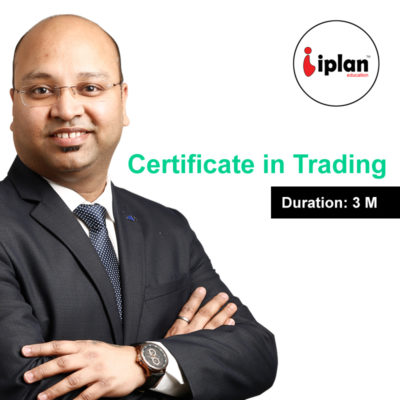 Certificate in trading