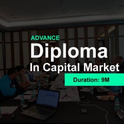 Advance diploma in capital market