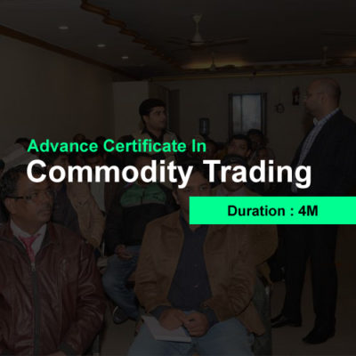 Commodity trading course